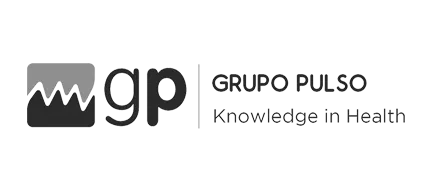Grupo Pulso logo knowledge in health diabetes patients food tracking